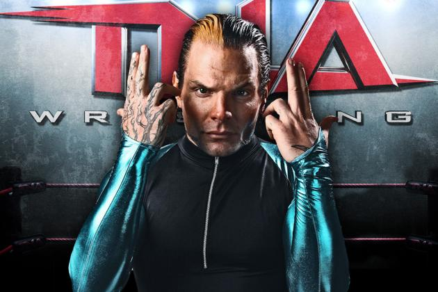 TNA Lockdown 2013: Latest Rumors on Jeff Hardy's Injury, Bully Ray and More