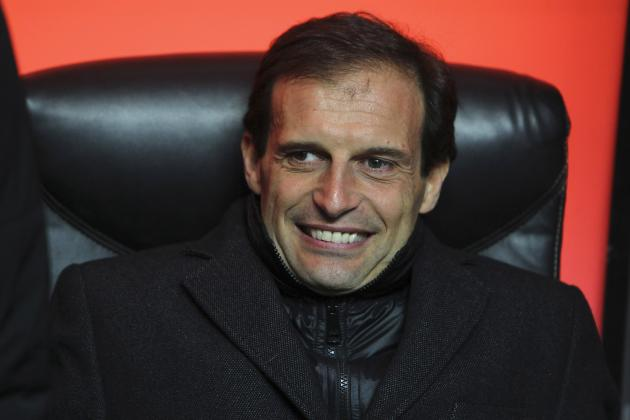 Shakhtar Make Mega Allegri Offer