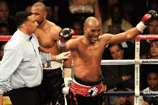 Hopkins Makes Boxing History