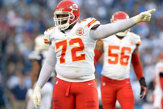 Kansas City Chiefs: Chiefs Making Progress to Bring Back Glenn Dorsey