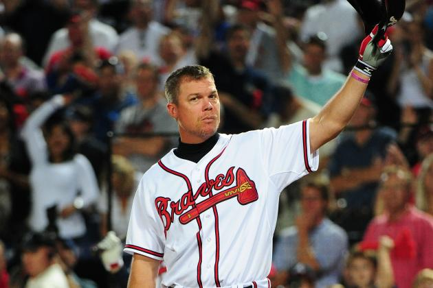 Report: New York Yankees Trying to Get Chipper Jones out of Retirement for 2013