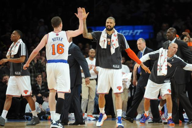 Controlling Pace Is Key on Knicks' Trip