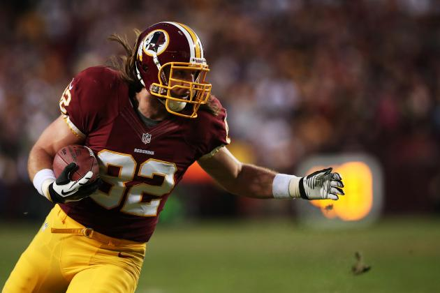 Redskins Re-Sign Tight End Logan Paulsen