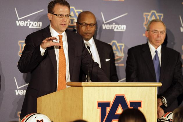 Staff Approaches Discipline Under Malzahn with 'You Never Bend' Philosophy