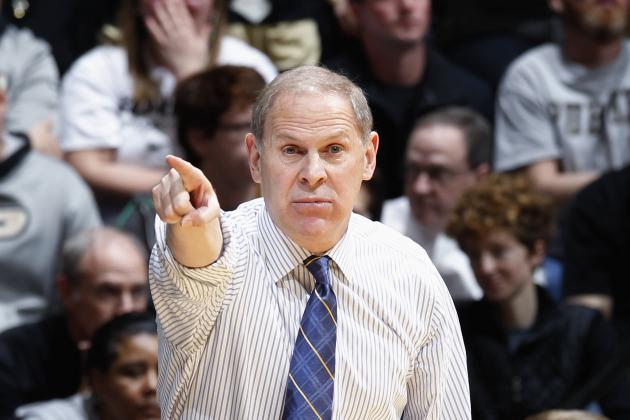 Crean Apologized to Michigan Coach After 'Wreck the Program' Jab