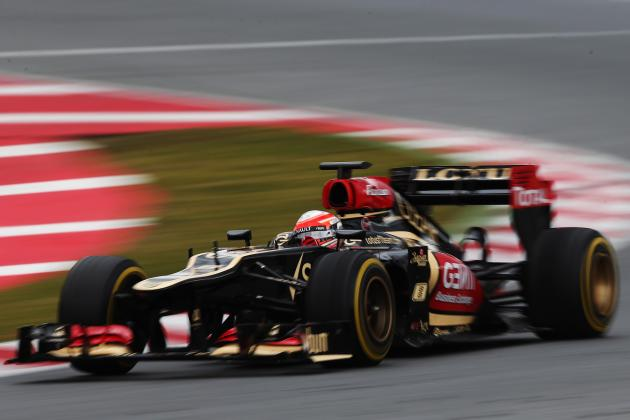 Lotus: 'Title Not Beyond Our Reach This Year'