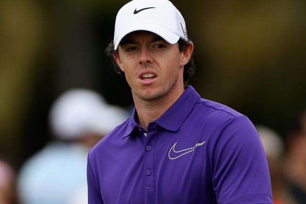 Rory McIlroy Will Only Play in the Shell Houston Open Before the Masters