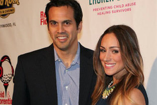 Miami Heat Coach Erik Spoelstra Shows off Girlfriend