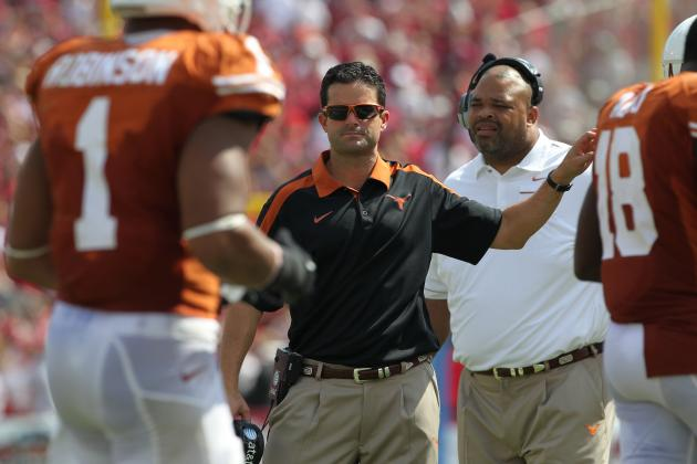 Texas Defense on a Mission to Regain Trust It Lost