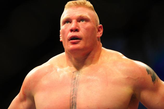 Brock Lesnar Accepts Triple H's WrestleMania 29 Challenge