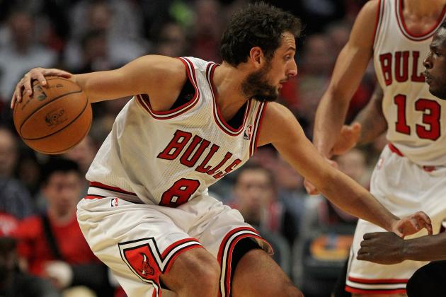 Bulls' Marco Belinelli Has Come Long Way Since Start of Season