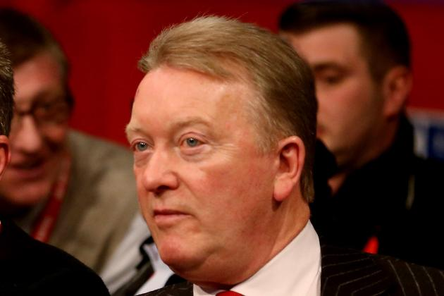 Frank Warren Statement Regarding Ricky Burns Defection to Matchroom