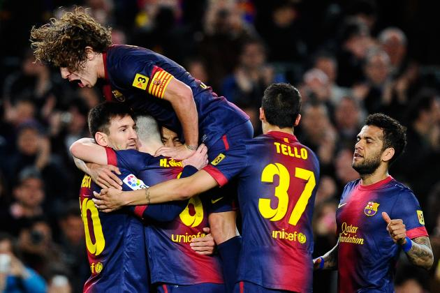 Barcelona: Could Deportivo Win Provide Platform to Overcome AC Milan in UCL?