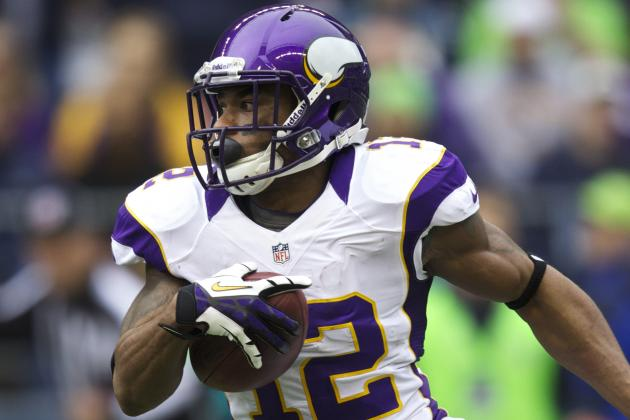 Seahawks Considered Favorites to Land Percy Harvin from Vikings