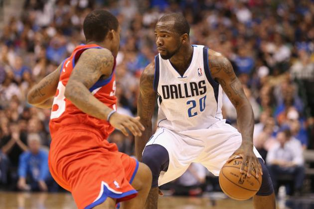 Mavs Waive 2010 First-Round Pick Jones