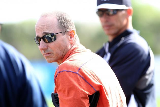 Brian Cashman Recalls Nearly Trading Mariano Rivera