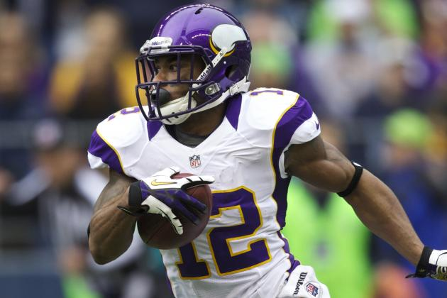 Report: Seahawks Acquire Percy Harvin for Draft Picks