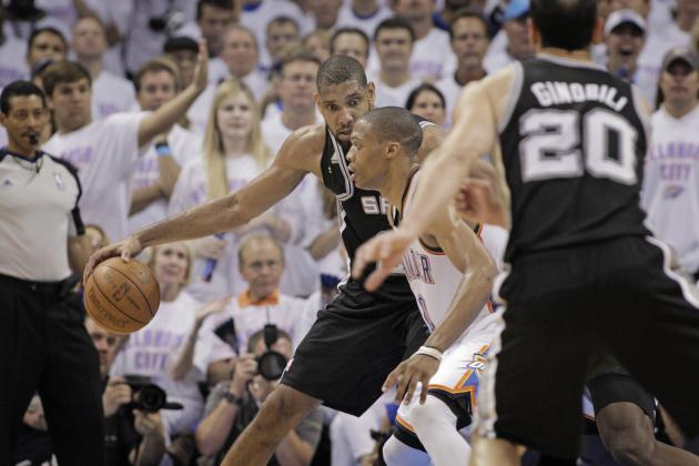 Thunder vs. Spurs: Biggest Factors That Will Decide Monumental Showdown