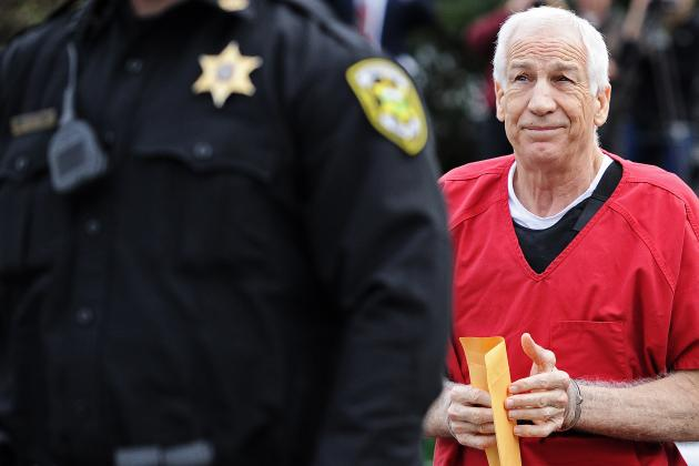 Sandusky's Charity Seeks Permission to Sell Headquarters