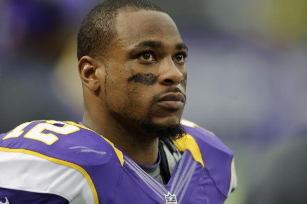Vikings Trade Harvin to Seattle Pending Physical