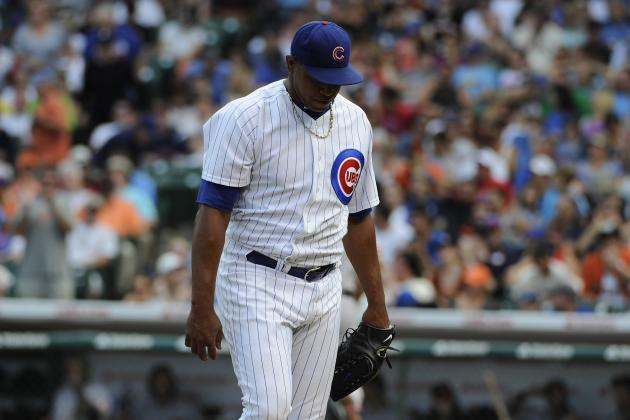 Report: The Cubs Have Told Carlos Marmol's Agent to 'Expect' a Trade