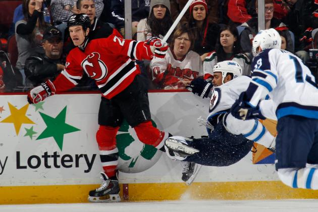 Should the New Jersey Devils Re-Sign Forward David Clarkson in the Offseason?