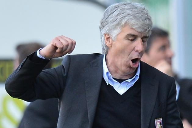 Gasperini Leaves Palermo...again