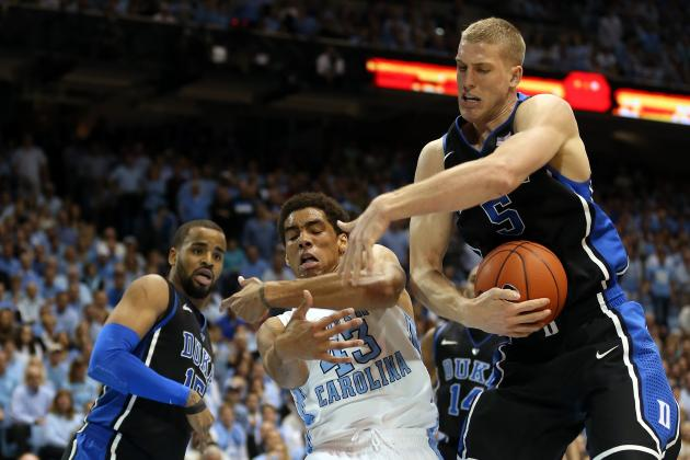 Duke's Plumlee Leads Voting for All-ACC First Team