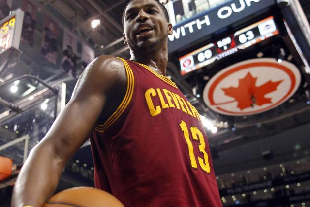 Is Tristan Thompson the NBA's Most Improved Player?