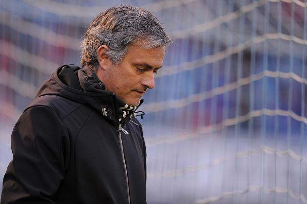 Real Madrid: Is Jose Mourinho Officially on His Way out of Real Madrid?
