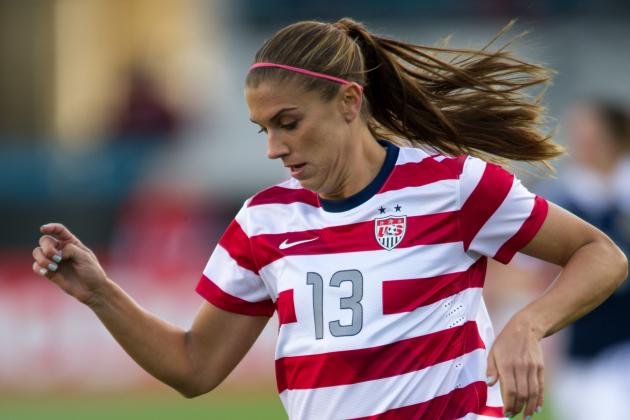 U.S. WNT Wins Group B at 2013 Algarve Cup to Advance to Final