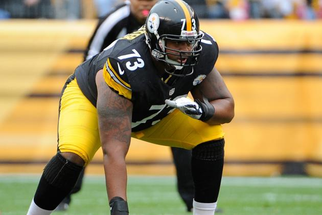 Steelers Reach Agreement with Ramon Foster