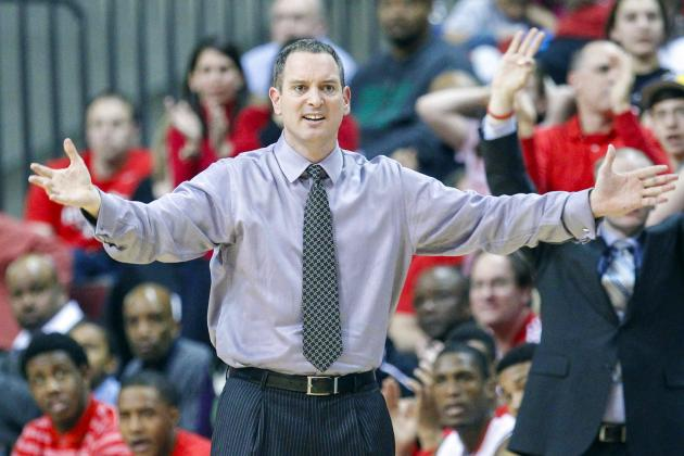 Rutgers AD Tim Pernetti: Mike Rice Will Be Back Next Season