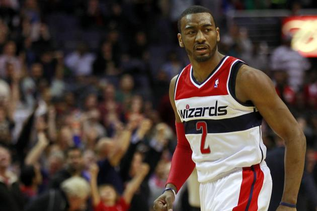 Wall on Elite PGs, the Wizards' Season, and Whether He's a Max Contract Player