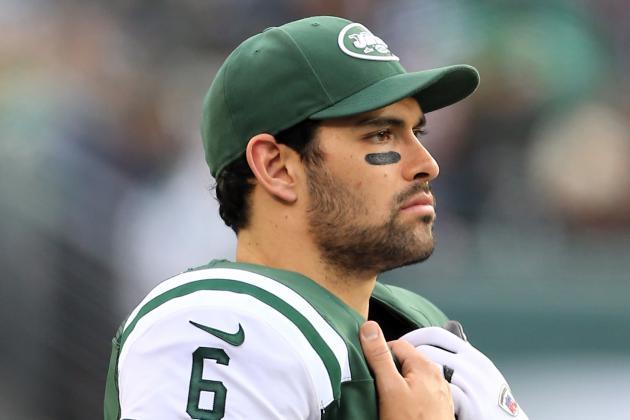 Mornhinweg: Sanchez Has 'Leg Up' in Jets QB Competition