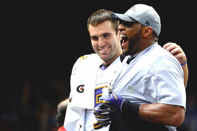 Ray Lewis' Speeches Were Actually Hilarious According to Ravens' Joe Flacco