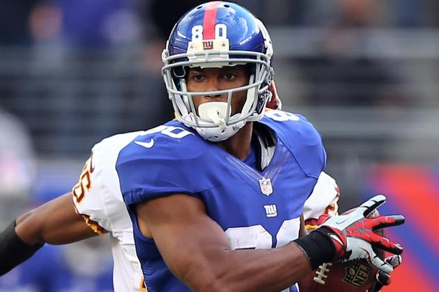 Giants Place First-Round RFA Tag on Victor Cruz