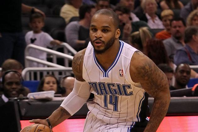 Jameer Nelson Expects a 'Playoff Atmosphere' in Dwight Howard's Return Game