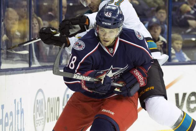 Blue Jackets Send D Goloubef to AHL
