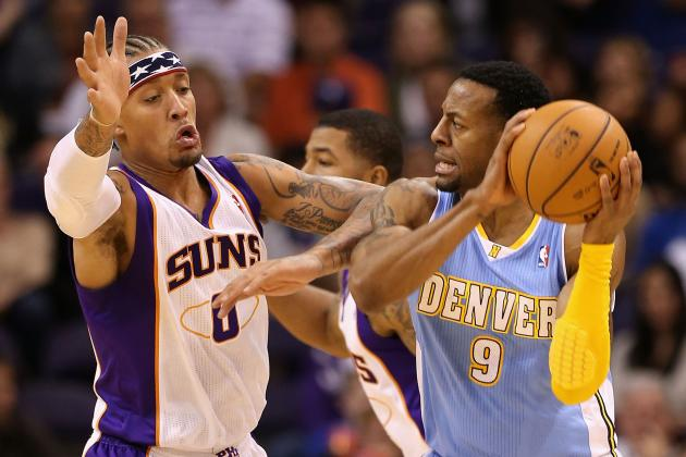 Nuggets-Suns Preview