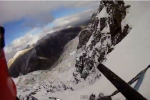 Climber's Scary 100-Ft Plummet Caught on Helmet Cam