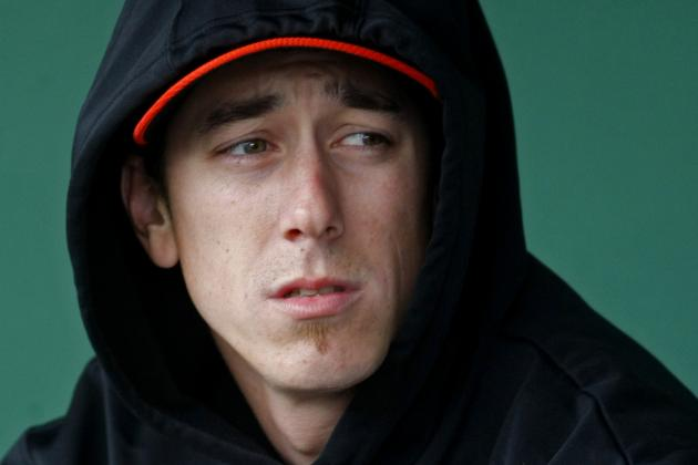Giants: Tim Lincecum Says He's Ready to Rock and Roll