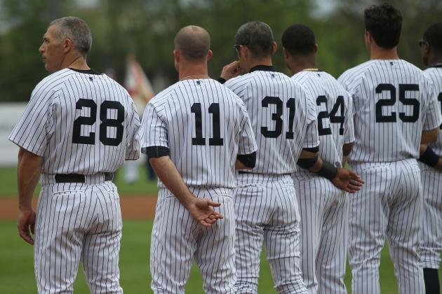 What Is the Psyche of a Yankees Team No Longer Considered a Threat?