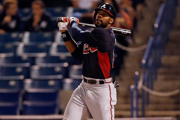 Braves Say Heyward's Sore Shoulder Not Serious