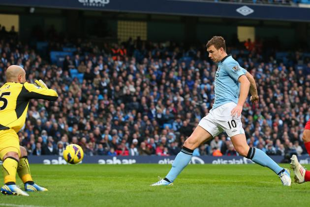 Why Manchester City Must Keep Edin Dzeko in Sky Blue