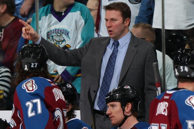 Boston University Hockey Coaching Job Could Tempt Avalanche Coaches
