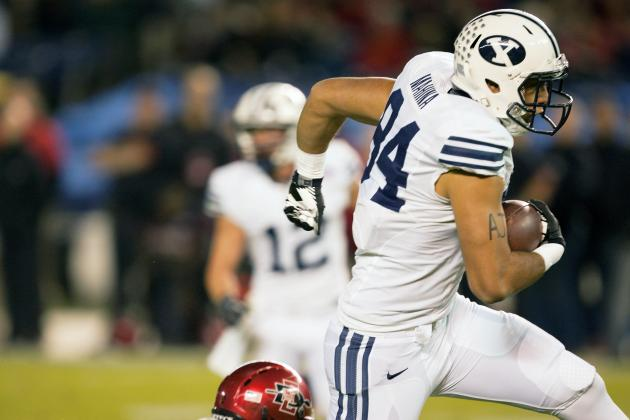 BYU, Virginia Announce Additional Two-Game Football Series