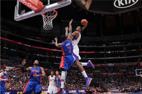 Brandon Knight Got Dunked on by DeAndre Jordan, But Shhhh, Nobody Say Anything