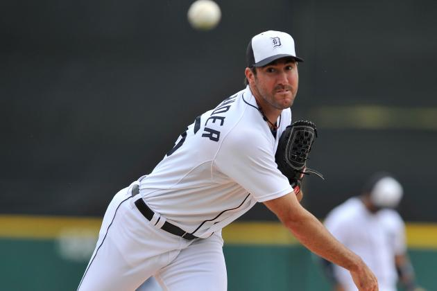 Verlander Has Rough Day in 11-0 Loss