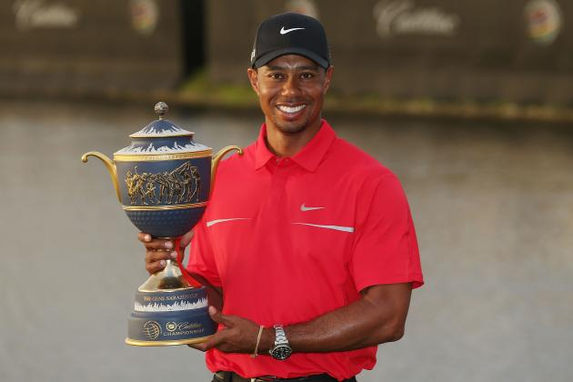 Tiger Woods Had Us All Fooled Once Again